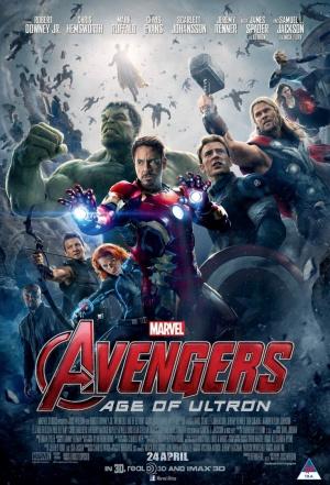 Avengers: Age of Ultron 734x1080