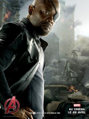 Avengers: Age of Ultron 825x1100