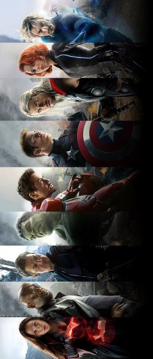 Avengers: Age of Ultron 2132x5000