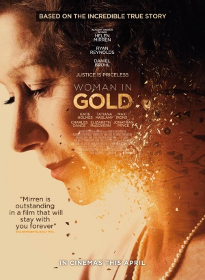 Woman in Gold 1280x1750