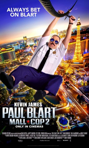 Paul Blart: Mall Cop 2 1000x1660