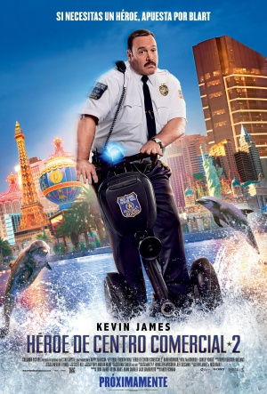 Paul Blart: Mall Cop 2 1599x2362