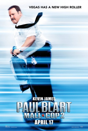 Paul Blart: Mall Cop 2 1382x2048