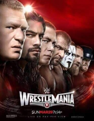 WrestleMania 371x480