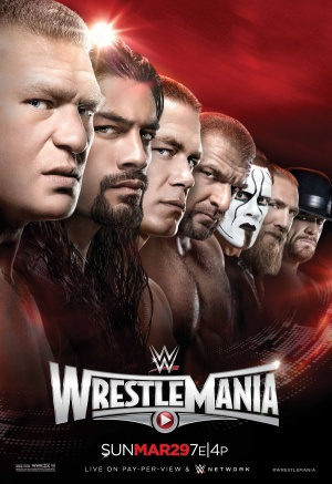 WrestleMania 900x1312