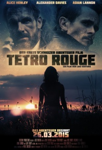 Tetro Rouge poster