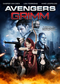 Avengers Grimm poster