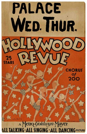 The Hollywood Revue of 1929 1200x1842