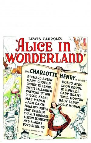 Alice in Wonderland 1917x3000