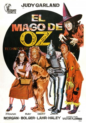 The Wizard of Oz 3515x5000