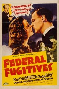 Federal Fugitives poster