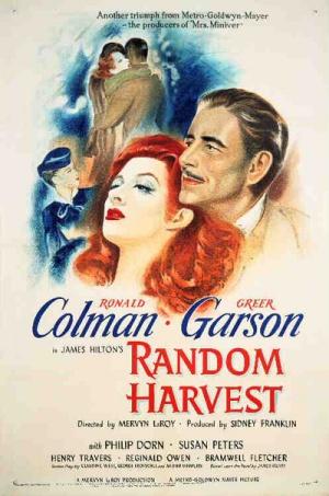 Random Harvest 400x604