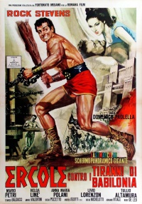 Hercules and the Tyrants of Babylon poster