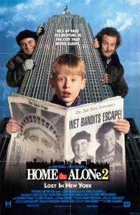 Один удома 2: Загублений у Нью-Йорку poster