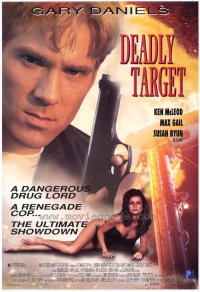 Deadly Target poster