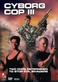 Cyborg Cop III poster