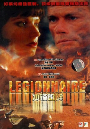 Legionnaire 348x500