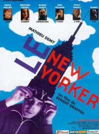 Le New Yorker poster