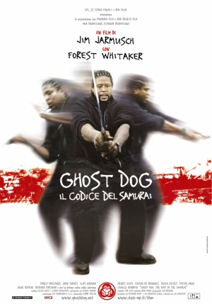 Ghost Dog: The Way of the Samurai 676x966