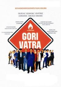 Gori vatra poster