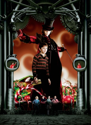 Charlie and the Chocolate Factory 3185x4368