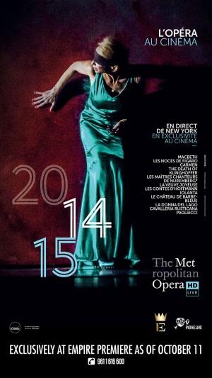The Metropolitan Opera HD Live 720x1280