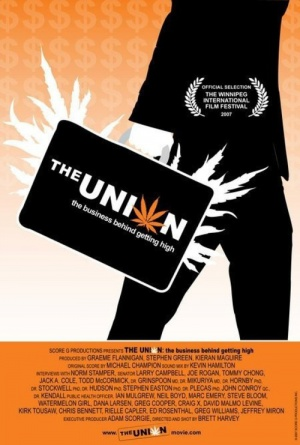 The Union: The Business Behind Getting High 500x741