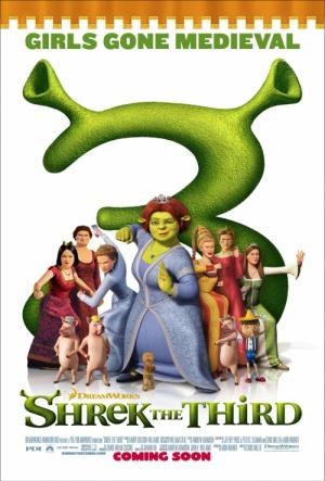 Shrek the Third 500x738