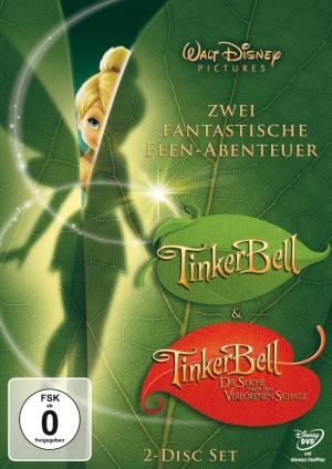 TinkerBell - Die Suche nach dem verlorenen Schatz 1061x1500