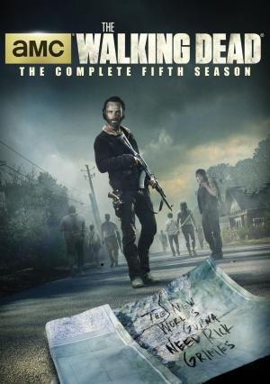 The Walking Dead 1589x2258