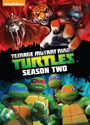 Teenage Mutant Ninja Turtles 1075x1500
