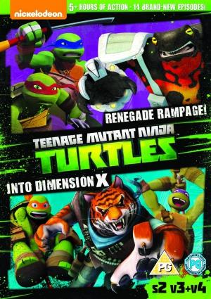 Teenage Mutant Ninja Turtles 1059x1500