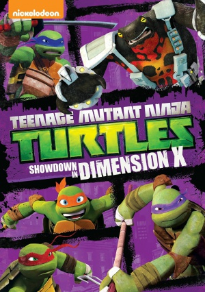 Teenage Mutant Ninja Turtles 1057x1500