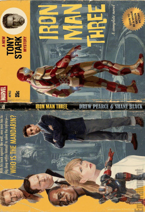 Iron Man Three 895x1300