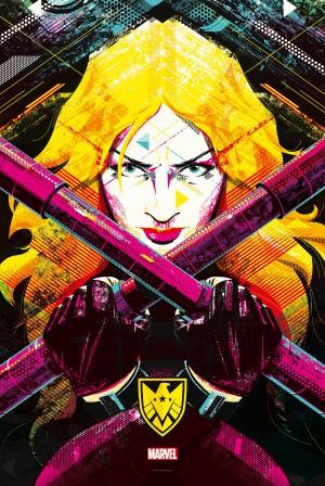 Agents of S.H.I.E.L.D. 3351x5000