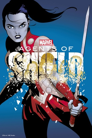 Agents of S.H.I.E.L.D. 3333x5000
