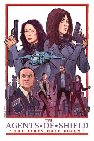 Agents of S.H.I.E.L.D. 1600x2400