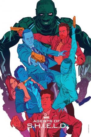 Agents of S.H.I.E.L.D. 1920x2880