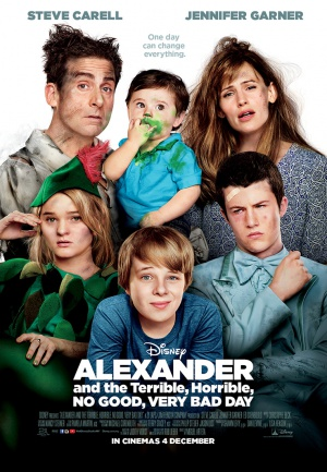 Alexander and the Terrible, Horrible, No Good, Very Bad Day 762x1100