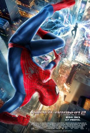 The Amazing Spider-Man 2 2598x3858