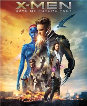 X-Men: Days of Future Past 1557x1893