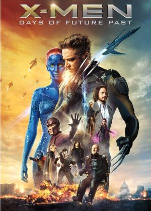 X-Men: Days of Future Past 1552x2168