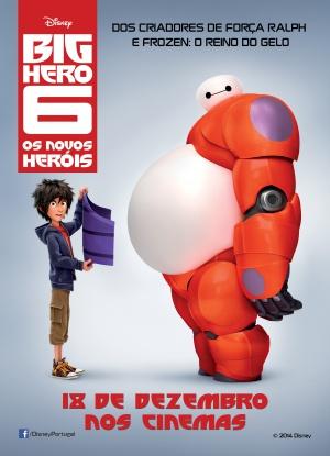 Big Hero 6 1689x2339