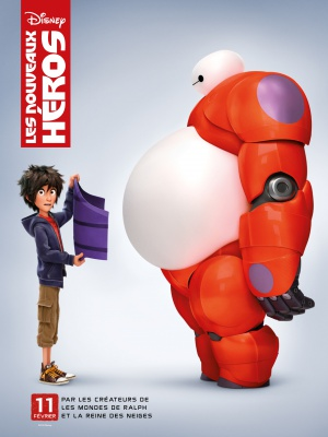 Big Hero 6 2835x3780