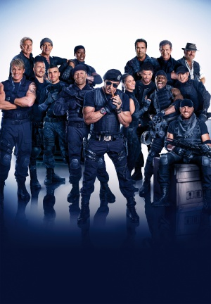 The Expendables 3 2213x3189