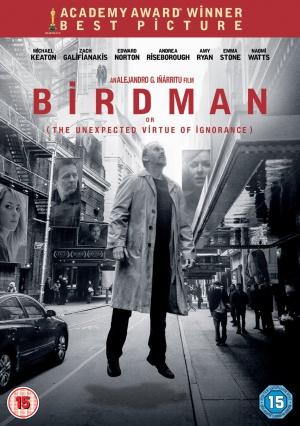Birdman oder (Die unverhoffte Macht der Ahnungslosigkeit) 1057x1500