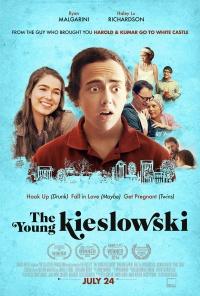The Young Kieslowski poster