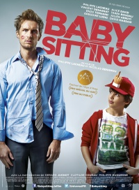 Project: Babysitting poster