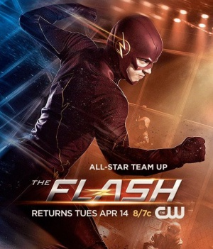 The Flash 571x669