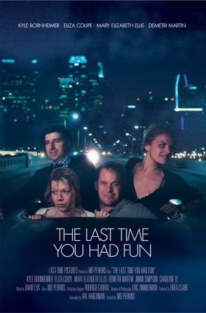 The Last Time You Had Fun 1526x2320